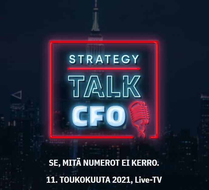 Strategy Talk CFO